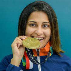 Stand-up comedy, a boxer's body language help Heena Sindhu win bittersweet bronze