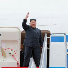 North Korea test-fires new 'tactical guided weapon'