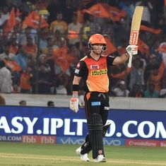 Highest team score without a six, worst collapses and other unique stats from IPL Week 6