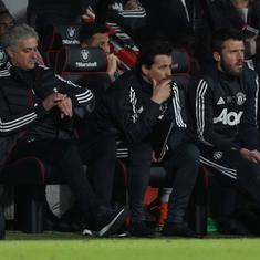 Carrick switches to coaching role in time for Manchester United's FA Cup final against Chelsea