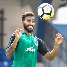 Mumbai City sign India left-back Subhasish Bose from Bengaluru FC