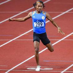 Asian Games, Day 8 as it happened: Hima, Anas and Dutee win silver; Saina, Sindhu create history