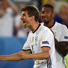 'We've made ourselves vulnerable': Germany's Thomas Mueller hopes for better showing against Sweden