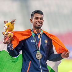 Unexpected: National record holder and Asiad silver medallist Ayyasamy Dharun on his journey