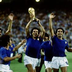 A brief history of Fifa World Cup: Spain 1982, when Brazil thrilled the world but Italy won the cup