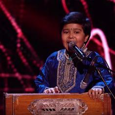 Watch: Ten-year-old boy of Indian origin wins over judges of The Voice Kids UK with the harmonium