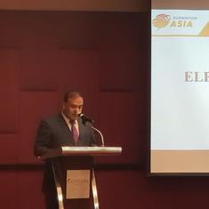 Badminton Association of India chief Himanta Biswa Sarma elected vice president of Asian body