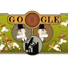 गूगल ने आधुनिक फुटबॉल के जनक एबेनीजर कॉब मॉर्ली को श्रद्धांजलि दी