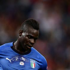 Football: Will include Balotelli in Italy squad on merit not for his skin colour, says coach Mancini