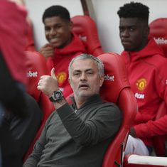 Manchester United are fighting for top four and Europa League win, says Jose Mourinho