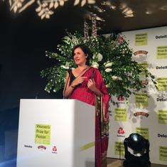 Kamila Shamsie wins the 2018 Women's Prize for Fiction for her novel 'Home Fire'