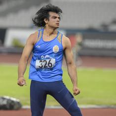 Covid-19: Javelin thrower Neeraj Chopra donates Rs 3 lakh to relief funds to help combat pandemic