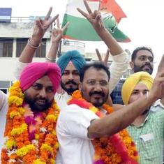 Punjab: Congress sweeps local body elections amid poll rigging claims from the Opposition