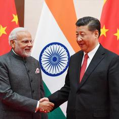 Kashmir may not be a 'major topic' during upcoming Modi-Xi summit, bilateral ties on agenda: China