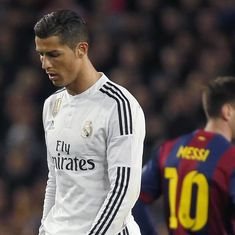 Cristiano Ronaldo pips Lionel Messi in earnings for 2016-'17 season: Report