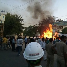 Mathura violence: Police arrest main accused and his wife