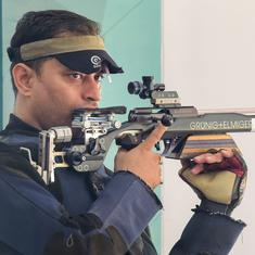 Shooting: After weeks of simulation training, Sanjeev Rajput happy to practise outdoors in Delhi