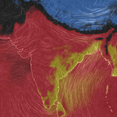 India records its hottest ever temperature of 51 degrees Celsius