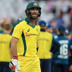 I've always reported untoward incidents: Maxwell denies allegations of spot-fixing in Ranchi Test