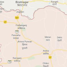 Bihar: Six children die after car plunges into a pond in Araria district