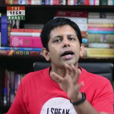 Tweet ki baat: YouTube satirist Akash Banerjee breaks down Rahul Gandhi on Twitter by numbers