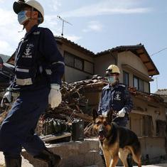 जापान : भारी बारिश और बाढ़ से मरने वालों की संख्या 199 पर पहुंची
