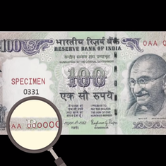 Watch: How to tell if the Rs 100 notes in your wallet are real or fake