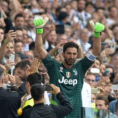 Grazie, Buffon: After 656 games, the Italian legend bids tearful goodbye to Juventus