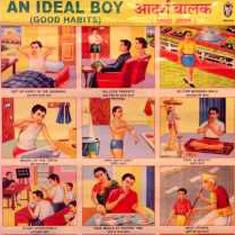 'Moral Education': This satirical song by author Amit Chaudhari came before the 'Adarsh Balak' memes