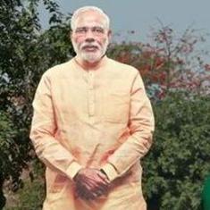 'मोदी जी देश के पहले प्रधानमंत्री बन गए हैं जिनके कटआउट तक किसानों की मदद कर सकते हैं!'