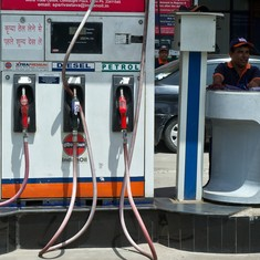 Petrol price hiked by Rs 2.58 per litre and diesel by Rs 2.26 a litre