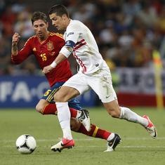 Fifa World Cup: Ronaldo and Portugal to face disrupted Spain in Iberian derby