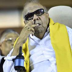 Video: M Karunanidhi, veteran leader and five-time chief minister of Tamil Nadu, dies in Chennai