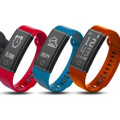 Lenovo Cardio Plus HX03W smart fitness band launched in India, priced at Rs. 1,999