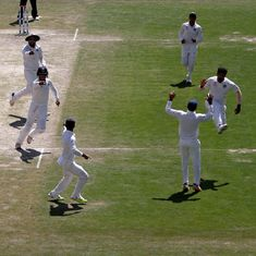 India's lower order and bowlers clinch series-deciding day in Dharamsala