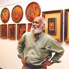 #MeToo: Three women accuse Padma Bhushan-winning artist Jatin Das of sexual harassment