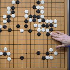 Google's AlphaGo will take on the Go world champion in a match later this year