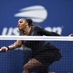 US Open: Serena Williams powers past Pliskova, defending champion Stephens crashes out