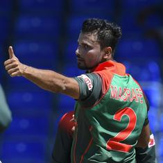 Every conscious, honest Bangladeshi should enter politics: Mashrafe Mortaza defends his decision