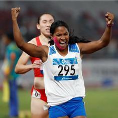Asian Games, Day 11, as it happened: Arpinder bags triple jump gold, Swapna Barman wins heptathlon