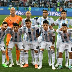 World Cup, Group D scenarios: After Croatia drubbing, can Argentina still qualify round of 16?
