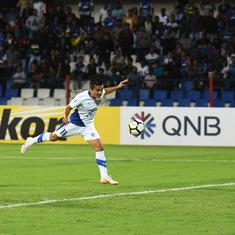 AFC Cup: Bengaluru FC lose first leg of Inter-Zone semi-final 2-3 to Altyn Asyr at home