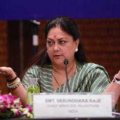 Alwar lynching: Rajasthan Chief Minister Vasundhara Raje says those responsible will not be spared