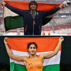 15 Gold. 24 Silver. 30 Bronze. Here's the complete list of India's Asian Games 2018 medallists