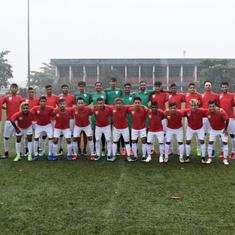 India name U-20 football squad for COTIF International under newly-appointed coach Floyd Pinto