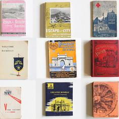 These rare old guidebooks show why Mumbai is 'one of the most remarkable cities' in the world
