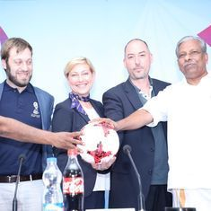 FIFA concerned about progress of work in Kochi for U-17 World Cup