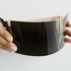 Getting smarter: Foldable phones could soon be a reality