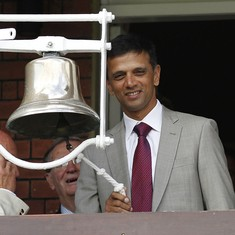 Video: On his 44th birthday, two knocks to remind us of the ageless artistry of Rahul Dravid