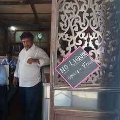 Highway or urban road? In several Indian cities, bars down shutters even as they wait for clarity